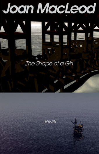 The Shape of a Girl / JewelFront Cover