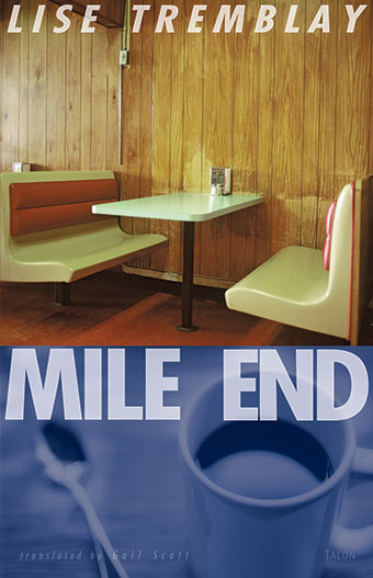 Mile EndFront Cover