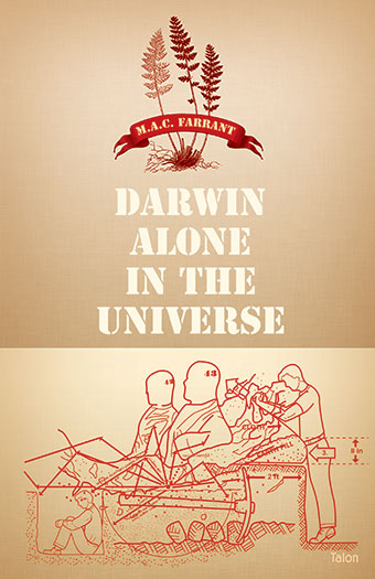 Darwin Alone in the UniverseFront Cover