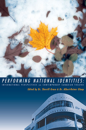Performing National IdentitiesFront Cover
