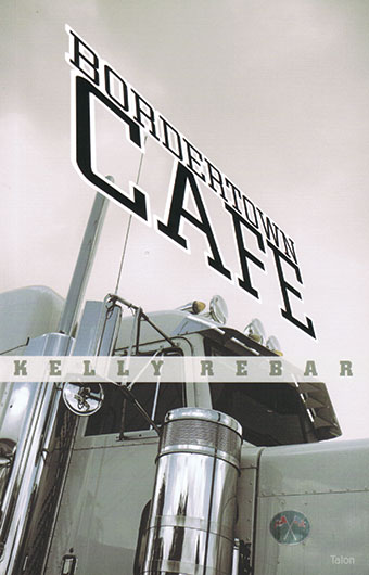 Bordertown CafeFront Cover