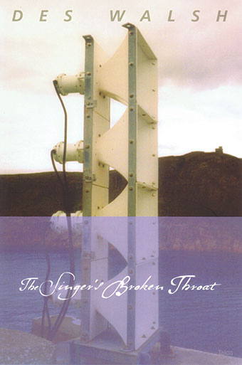 The Singer's Broken ThroatFront Cover