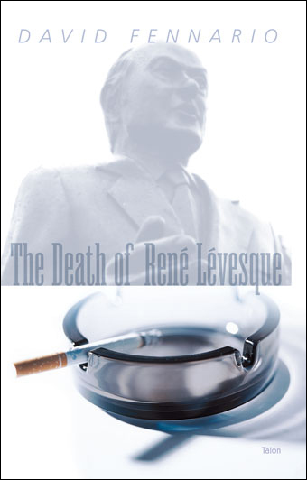 The Death of René LévesqueFront Cover