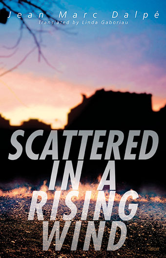 Scattered in a Rising WindFront Cover