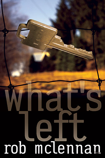 what's leftFront Cover