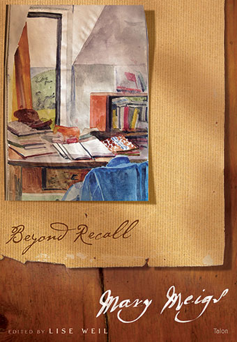 Beyond RecallFront Cover