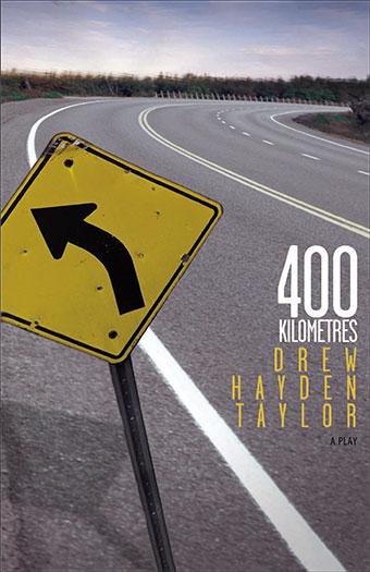 400 KilometresFront Cover