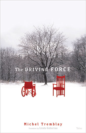 The Driving ForceFront Cover