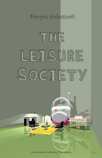 The Leisure SocietyFront Cover