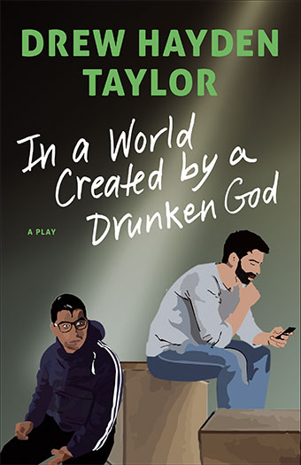 In a World Created by a Drunken GodFront Cover