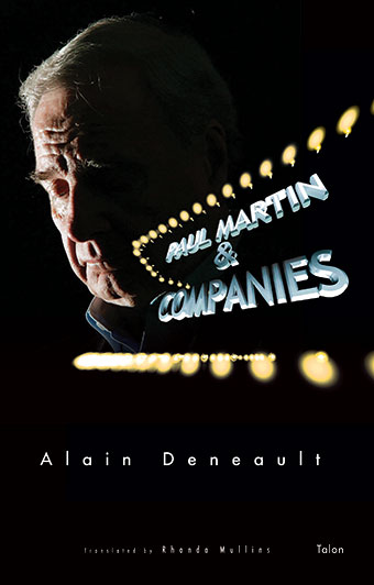 Paul Martin & CompaniesFront Cover