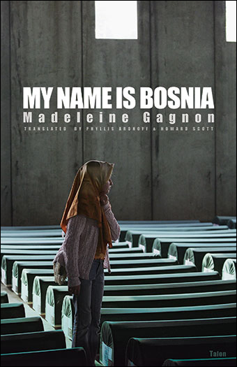 My Name Is BosniaFront Cover