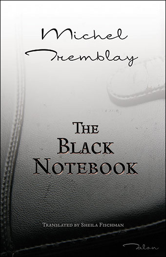 The Black NotebookFront Cover
