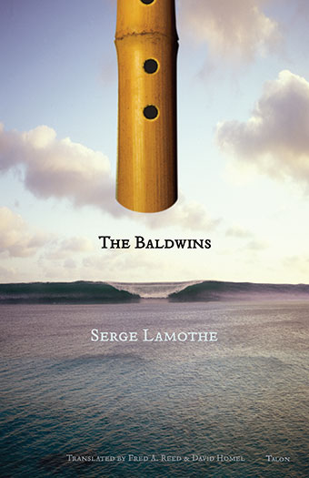 The BaldwinsFront Cover