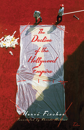 The Decline of the Hollywood EmpireFront Cover