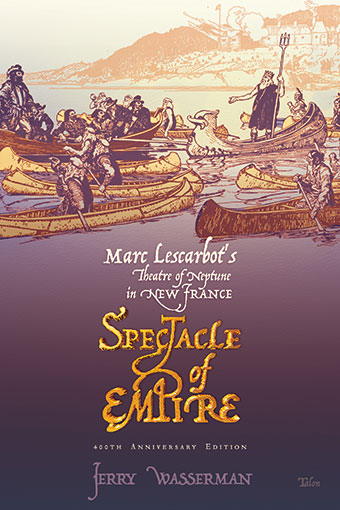 Spectacle of EmpireFront Cover