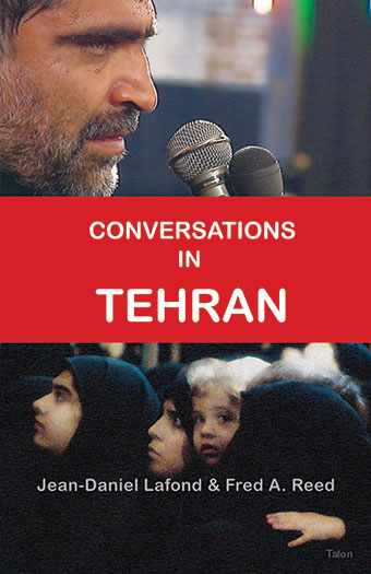 Conversations in TehranFront Cover