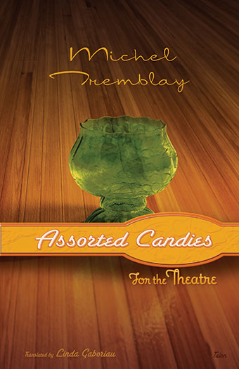 Assorted Candies for the TheatreFront Cover