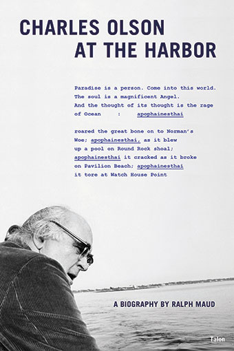 Charles Olson at the HarborFront Cover