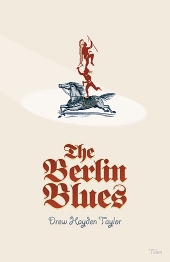 The Berlin BluesFront Cover