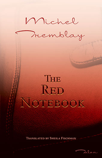 The Red NotebookFront Cover