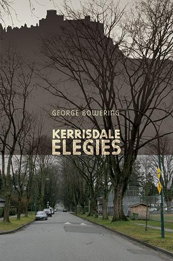 Kerrisdale ElegiesFront Cover