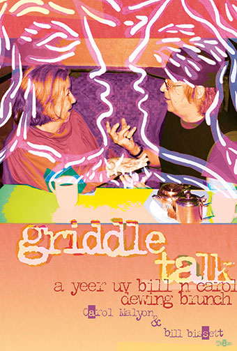 griddle talkFront Cover