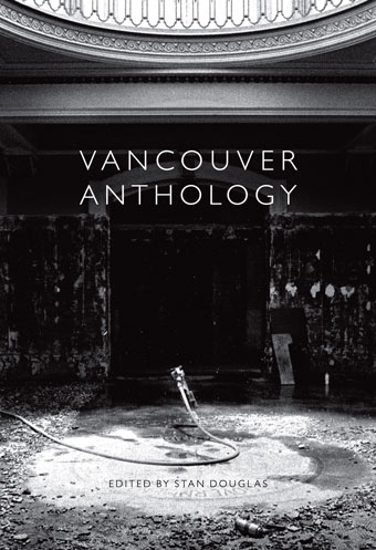 Vancouver AnthologyFront Cover