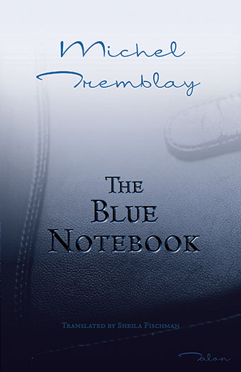 The Blue NotebookFront Cover