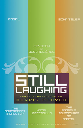 Still LaughingFront Cover