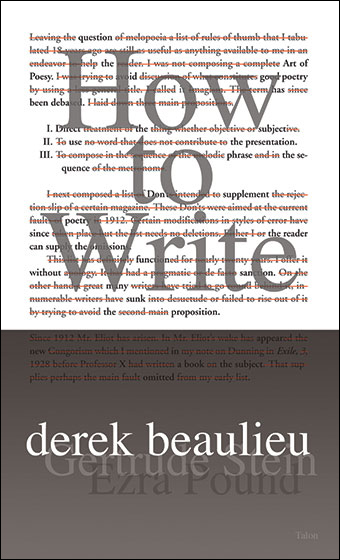 How to WriteFront Cover