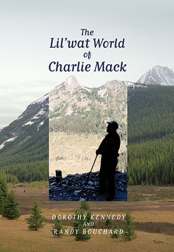 The Lil'wat World of Charlie MackFront Cover