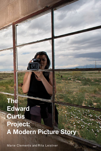 The Edward Curtis ProjectFront Cover