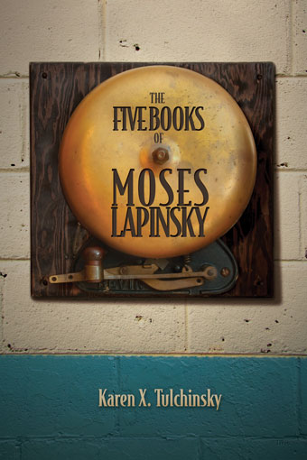 The Five Books of Moses LapinskyFront Cover
