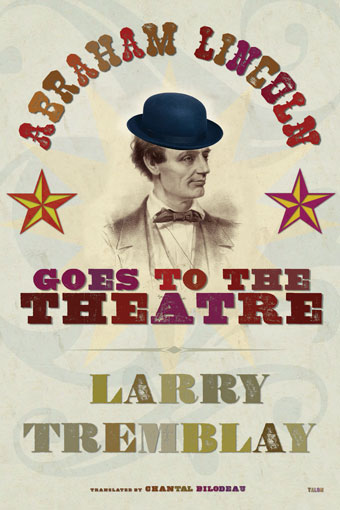 Abraham Lincoln Goes to the TheatreFront Cover