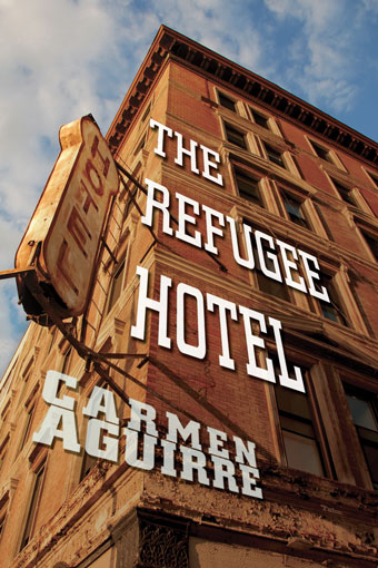 The Refugee HotelFront Cover