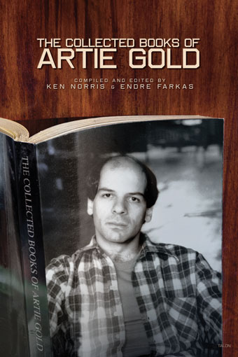 The Collected Books of Artie GoldFront Cover