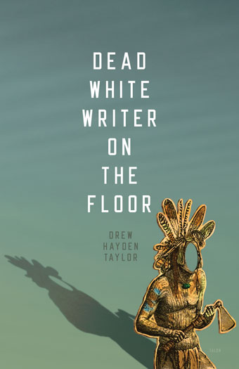 Dead White Writer on the FloorFront Cover