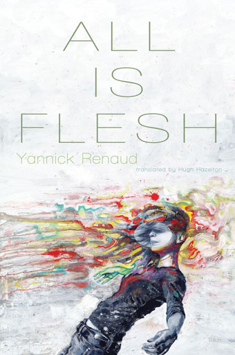 All Is FleshFront Cover