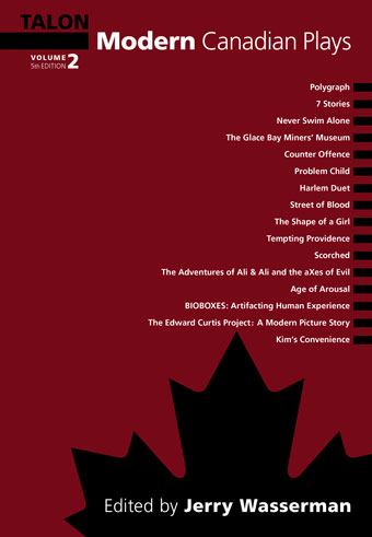 Modern Canadian Plays, (Volume 2, 5th Edition)Front Cover