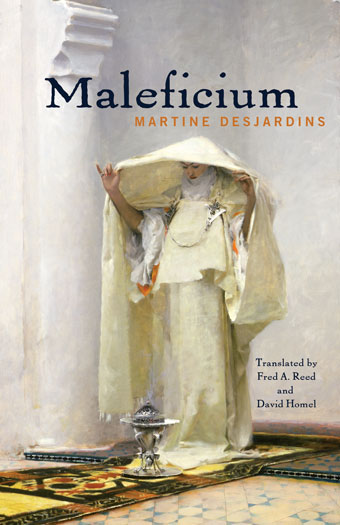 MaleficiumFront Cover