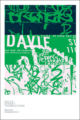 Davie Street TranslationsFront Cover