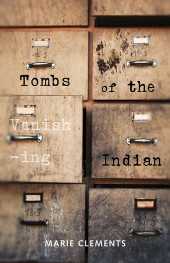 Tombs of the Vanishing IndianFront Cover