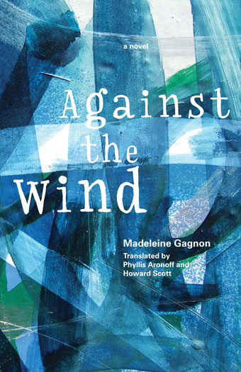 Against The WindFront Cover