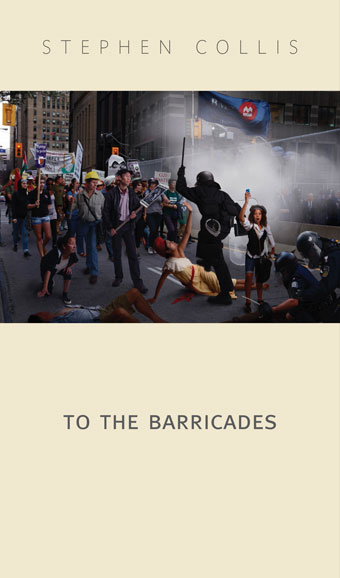To the BarricadesFront Cover