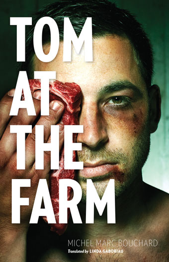 Tom at the FarmFront Cover