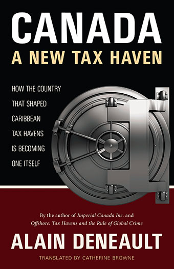 Canada: A New Tax HavenFront Cover