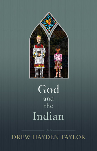 God and the IndianFront Cover