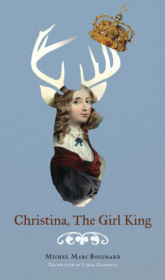 Christina, the Girl KingFront Cover