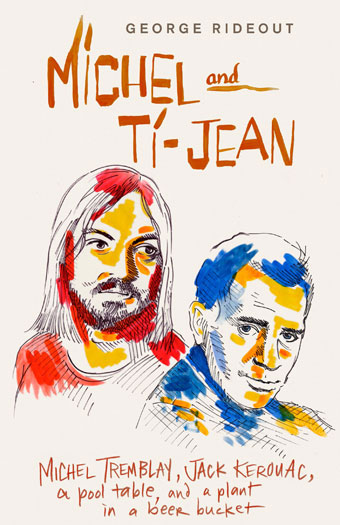 Michel and Ti-JeanFront Cover